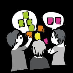 アイデア創出のオンラインワークショップ