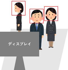 東京デジタルイノベーション2020にブースを出展しました ③来訪者の人数計測